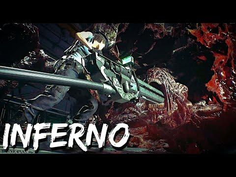 NEMESIS Final Boss Fight   INFERNO   NO DAMAGE   Resident Evil 3 REMAKE  