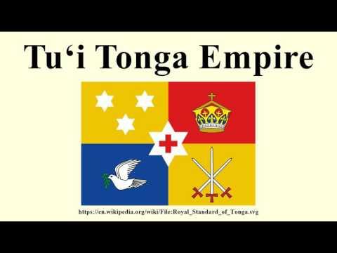 Tuʻi Tonga Empire