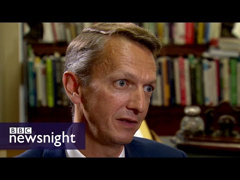 UK workers 'frustrated by flatlining pay': Bank of England's Andy Haldane - BBC Newsnight
