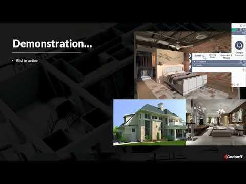 VR and BIM for Residential Design