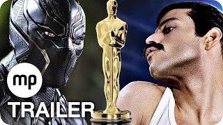 Oscars 2019: Alle Trailer der Bester Film Nominierten German Deutsch | Academy Awards 2019