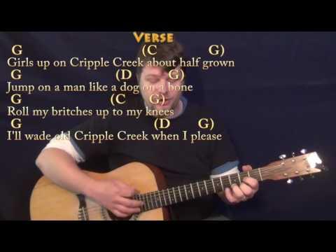 Cripple Creek Lyrics And Chords Download Mp3 13 Mb Download Mp3