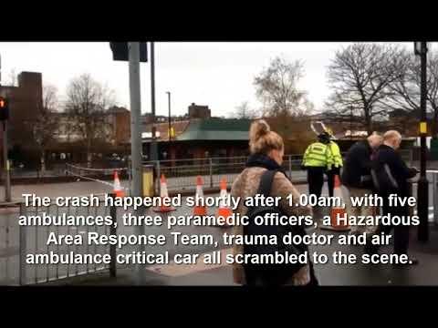 Updates Birmingham crash: Six dead in multi-vehicle smash