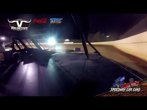 #7 Logan Hickey - Mod Street - 10-12-19 Volunteer Speedway - In-Car Camera