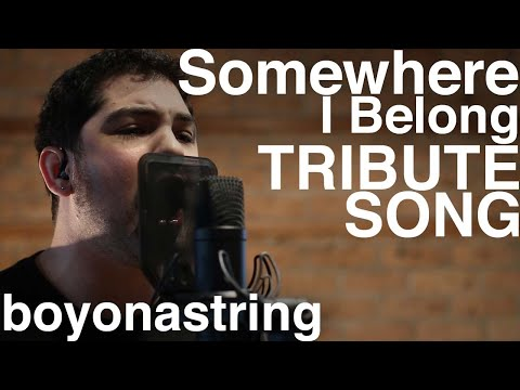 Somewhere I Belong [ACOUSTIC COVER TRIBUTE]