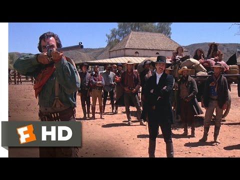 Quigley Down Under (2/11) Movie CLIP - A Good Shot (1990) HD