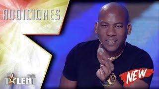 Lo que todavía no habías visto de la actuación del Mago Joel | Audiciones 2 | Got Talent España 2017
