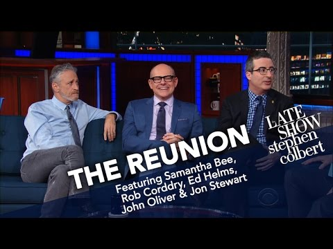 Thumbnail: The Reunion: Jon Stewart And The Correspondents (Part Two)