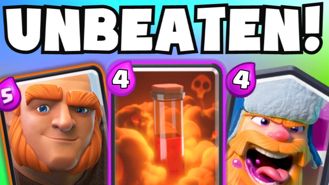 Best Lumberjack Deck For Arena 10 Hog Mountain Clash Royale Chest Opening