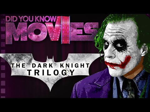The Batman Dark Knight Trilogy