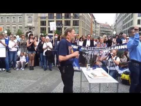 Global March Against Chemtrals an Geoengineering 25.4.2015