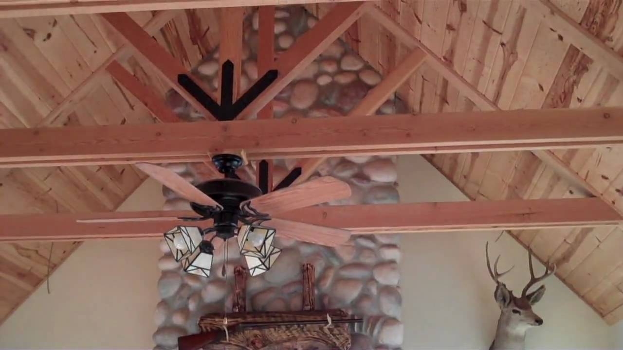 Gun Rack Installed Over My Fireplace At My Council Idaho Home ...