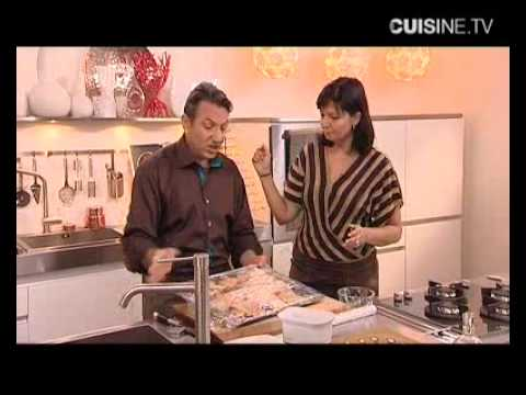 terrine de foie gras mi cuit au four youtube. Black Bedroom Furniture Sets. Home Design Ideas