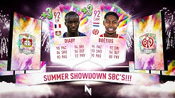 SUMMER SHOWDOWN SBC IS INSANE! 92 LM DIABY, 92 CAM BOETIUS - FIFA 20 Ultimate Team