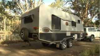 Nova Terra Sportz Off-road Caravan in action - Sydney RV Group