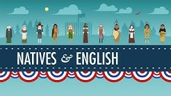 The Natives and the English - Crash Course US History #3