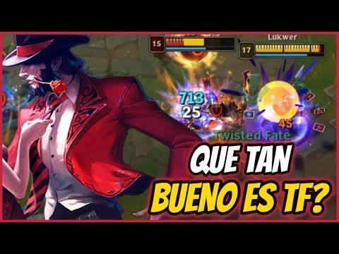 LA MEJOR FORMA DE JUGAR TF? | Challenger Mid | Twisted Fate - League of Legends