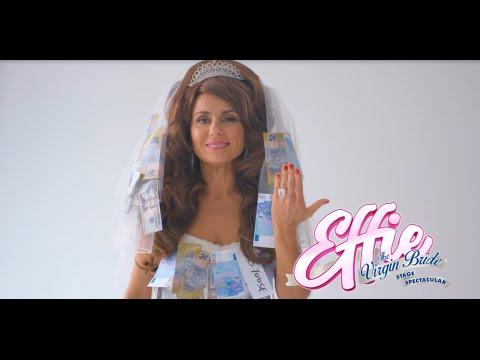 Effie - The Virgin Bride | Australia's favourite Greek Goddess is getting hitched!