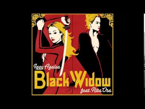 Iggy Azalea - Blac Widow ft. Rita Ora (Iggy Azalea's karaoke)