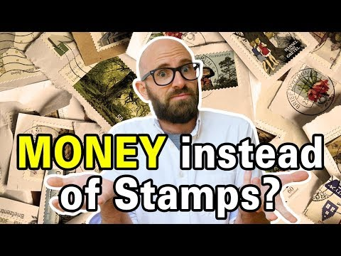 Can You Attach Money To A Letter Instead Of A Stamp And Still Have It Processed Correctly?