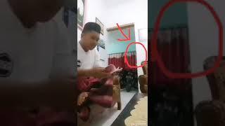 Viral penampakan lucu saat mengaji di malem jum'at (story wa)