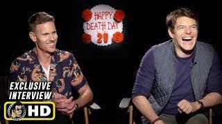 Jason Blum & Christopher Landon Interview For Happy Death Day 2U