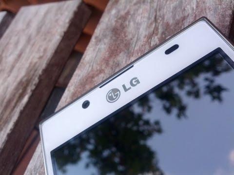 Videoreview LG Optimus L7 [HD][ESPAÑOL]