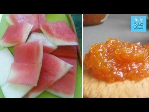 Marmellata di bucce di anguria: gustosa, nutriente e semplice da preparare - Italy 365