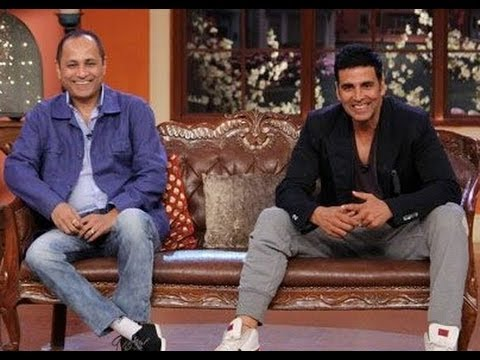 Akshay Kumar Excited about his 100 Crore Film