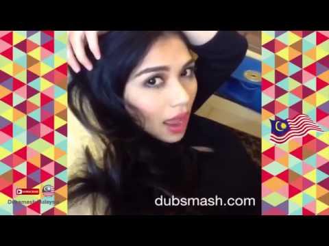 Dubsmash Malaysia Artis ANZALNA NASIR Dubsmash Celebrity
