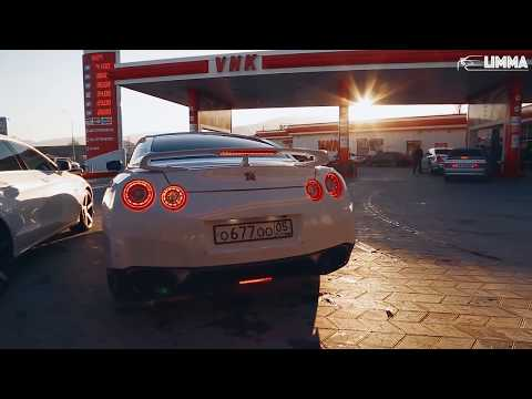Night Lovell - WORLDWIDE / White GT-R R35 & CL63 AMG (LIMMA)