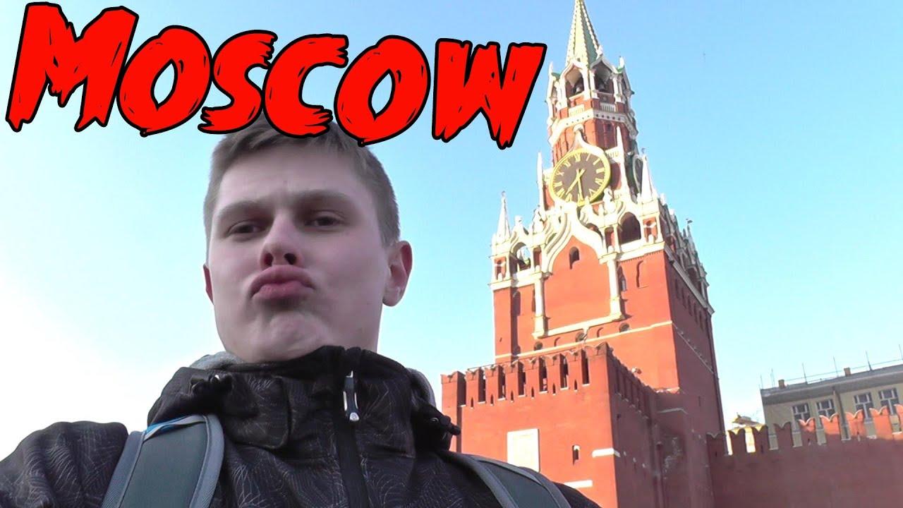 Фрост, Снейк и Парниша в Москве!