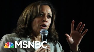 Harris On Trump's Racist Tweets: 'Vile, Ignorant... How Low Can He Go?' | The 11th Hour | MSNBC