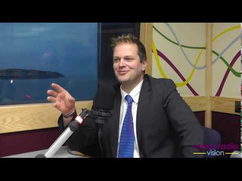 The Launch of Manx Radio Vision