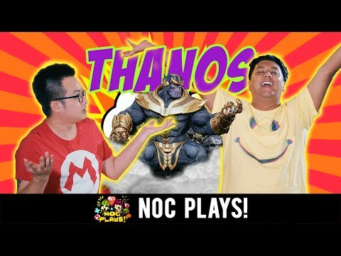 Out Of The Box! – Thanos