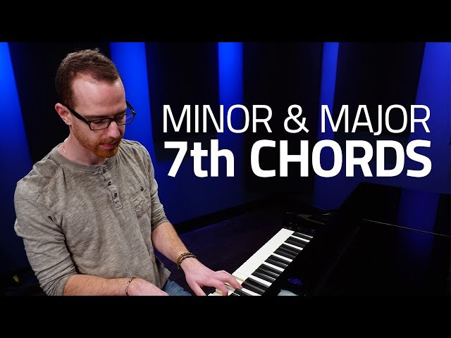 Playing With Minor & Major 7th Chords - Piano Lesson (Pianote)