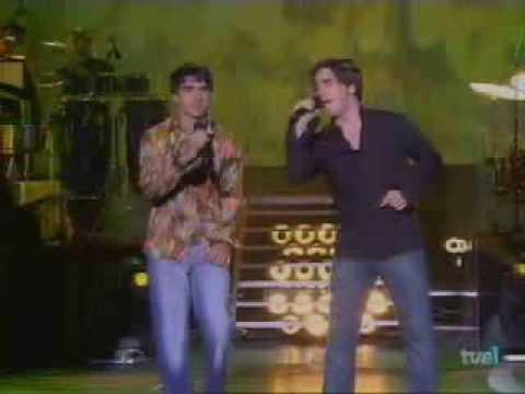 luis fonsi & david bustamante - perdóname (en vivo)
