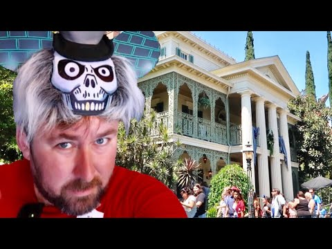 Haunted Mansion at Disneyland is Changing - Final Ride Thru Before Closure / Special Merchandise