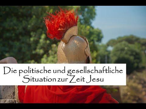 Die Politische Und Gesellschaftliche Situation Zur Zeit Jesu