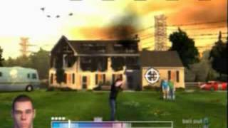 Jackass The Game - PS2 - 13 - Eps 2 - Demolition Golf