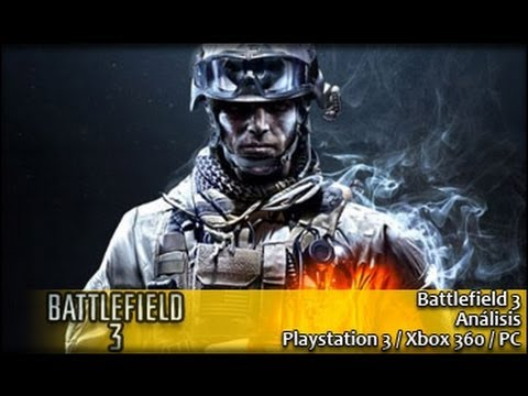 Battlefield 3 [Análisis]