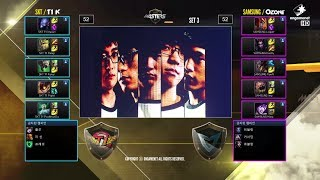 SK Telecom T1 K vs Samsung Galaxy Ozone | Game 3 Grand Finals SK Telecom LTE-A LoL Masters 2014