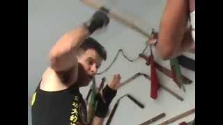 Academia de Kung Fu Taubaté SP Mestre Gomes Neto