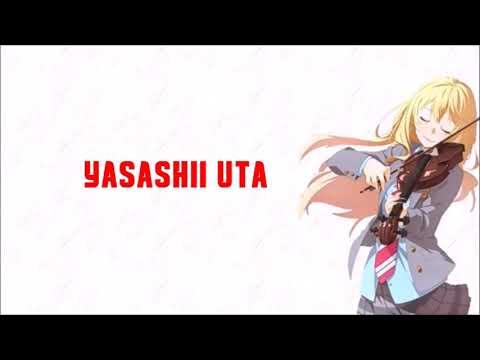 Yasashii Uta - RSP lirik sub indo YouTube