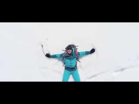 Vidéo ANAFI avec Mike Horn / Parrot