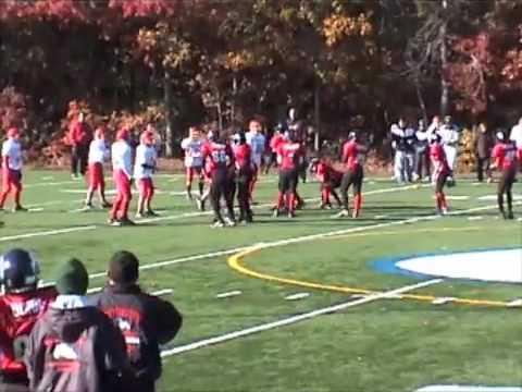 1 Of 6 Bulldogs V Warriors Championship Football