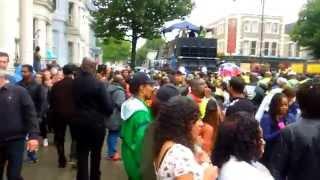 Mauritian Sega Music in Notting Hill Carnival London 2015!