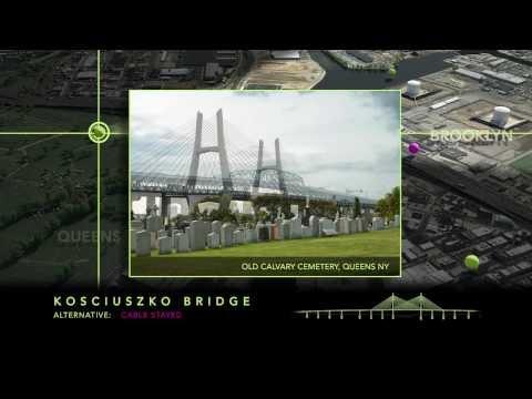 Kosciuszko Bridge- 4 Bridge Design Simulation