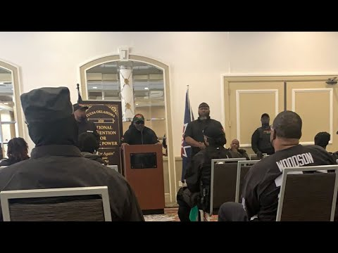 Black Power Conference in Tulsa
