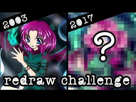 Redraw Challenge | + Manga Zeichnen: Wie alles begann